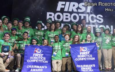 "Team 1816: ""The Green Machine"""